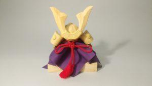 木彫り兜 井波彫刻 オーダーメイド