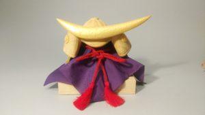 井波彫刻のオーダーメイド 木彫り兜