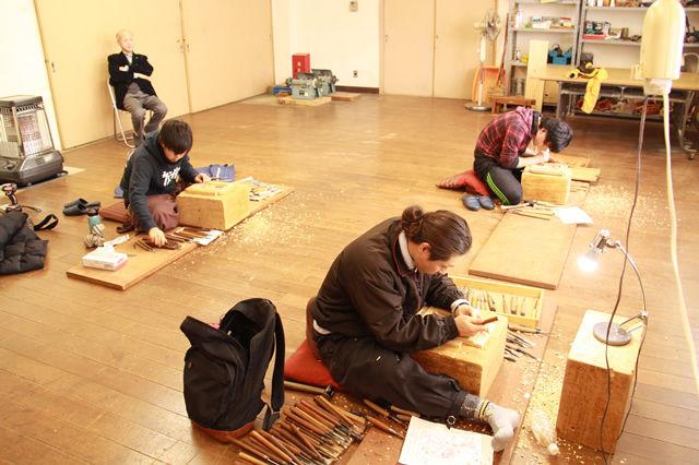 オーダーメイドで井波彫刻で木彫制作