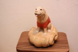 木彫,オーダーメイド,ペット